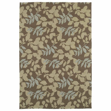 jcpenney.com | Kaleen Home And Porch Leaves Hand Tufted Rectangle Accent Rug