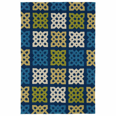 "jcpenney.com | Kaleen 5'X7'6"" Porch Panel Hand Tufted Rectangle Rugs"
