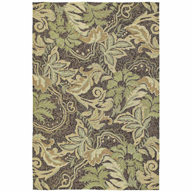 jcpenney.com | Kaleen Home And Porch Botanical Hand Tufted Rectangle Accent Rug