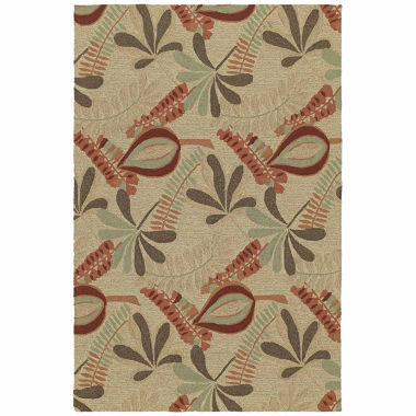 jcpenney.com | Kaleen Home And Porch Tropical Hand Tufted Rectangle Accent Rug