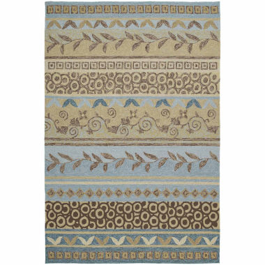 jcpenney.com | Kaleen Home And Porch Stripes Hand Tufted Rectangular Rugs