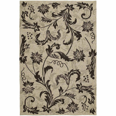 jcpenney.com | Kaleen Home And Porch Vines Hand Tufted Rectangle Accent Rug