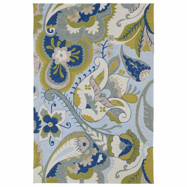 jcpenney.com | Kaleen Home And Porch Mod Floral Hand Tufted Rectangle Accent Rug