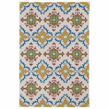 jcpenney.com | Kaleen Home And Porch Tiles Hand Tufted Rectangular Rugs