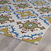 Kaleen Home And Porch Tiles Hand Tufted Rectangular Rugs