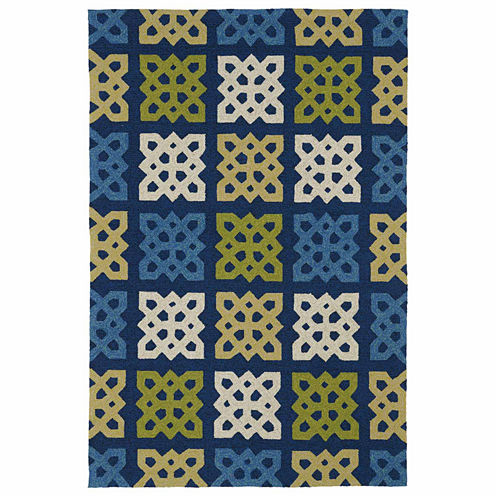 Kaleen Home And Porch Panel Hand Tufted Rectangular Rugs