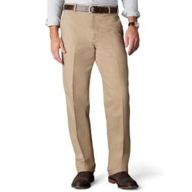 jcpenney.com | Dockers® Comfort Khaki Relaxed-Fit Flat Front Pants