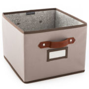 CLOSEOUT! Michael Graves Design Large Collapsible Storage Bin