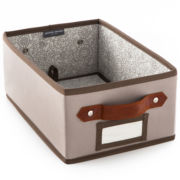 Michael Graves Design Small Collapsible Storage Bin