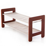 Michael Graves Design 2-Tier Shoe Shelf