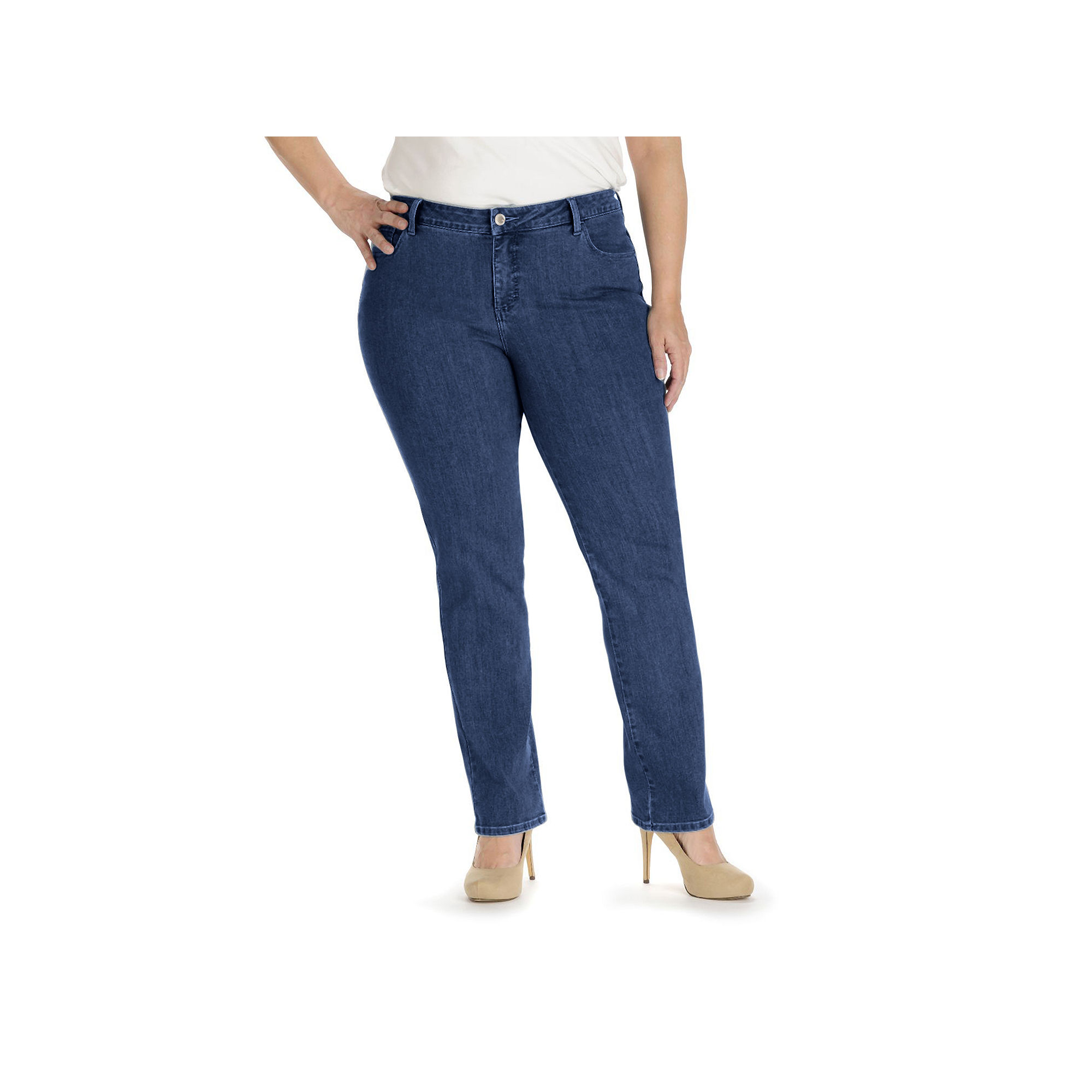 Lee Classic Jeans - Plus plus size,  plus size fashion plus size appare