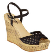 Arizona Bailee Wedge Sandals