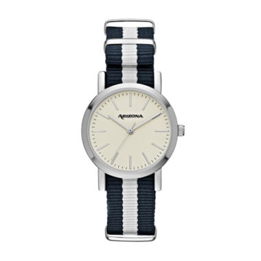 jcpenney.com | Arizona Womens Blue Strap Watch-Fmdarz154