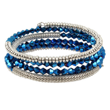 jcpenney.com | Bleu NYC Beaded Bracelet