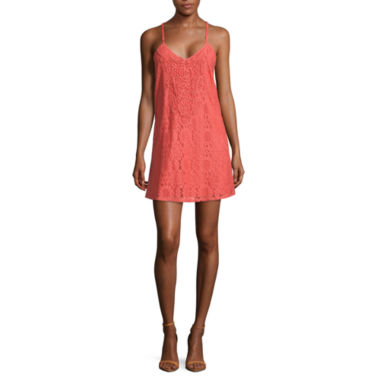 jcpenney.com | Swat Sleeveless A-Line Dress-Juniors
