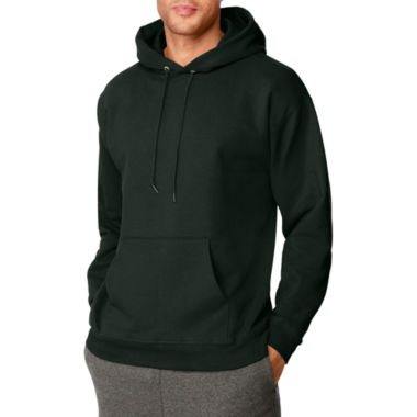 jcpenney.com | Hanes Long Sleeve Fleece Hoodie