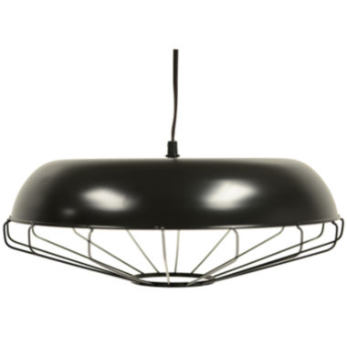 jcpenney.com | Décor Therapy Bronze Caged Pendant Light