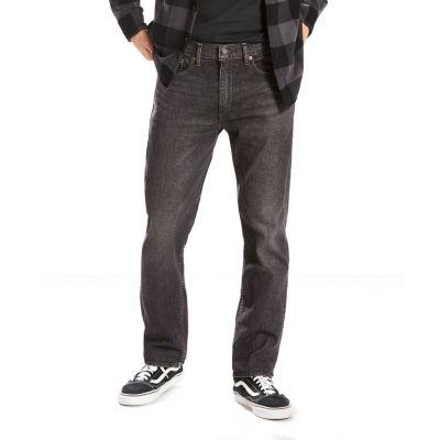 Men/'s Levi/'s 505 Regular Fit Jeans Denim Pants