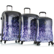 Heys® Ombre Dusk Fashion 3-pc. Hardside Spinner Luggage Set