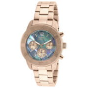 Invicta® Angel Womens Mother-Of-Pearl Bracelet Watch 21611