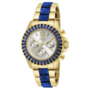 Invicta® Angel Womens Two-Tone Chronograph Watch 18871