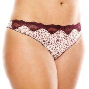 Marie Meili Chalice G-String Thong Panties