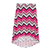 Total Girl® High-Low Midi Skirt - Girls 7-16 and Plus