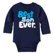 Okie Dokie® Attitude Bodysuit - Baby Boy newborn-24m