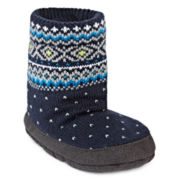 Carter's® Fair Isle Slipper Socks - Baby Boys newborn-12m