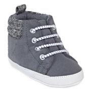 Carter's® High-Top Shoes - Baby Boys newborn-12m