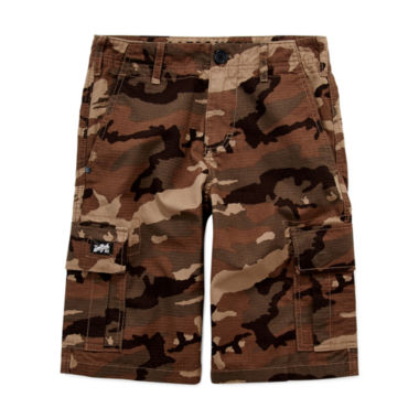 jcpenney.com | Zoo York® Commander Cargo Shorts - Boys 8-20