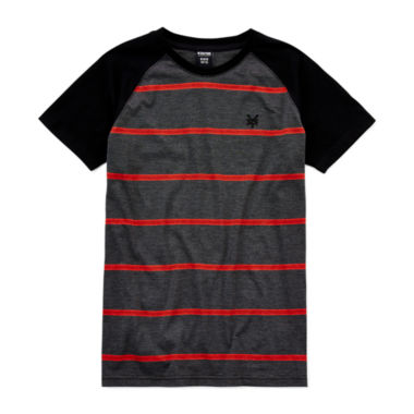 jcpenney.com | Zoo York® Striped Raglan Tee - Boys 8-20