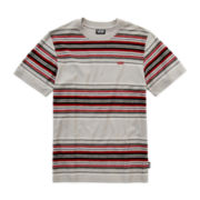 Vans® Striped Knit Tee - Boys 8-20