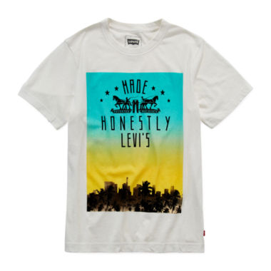 jcpenney.com | Levi's® Graphic Tee - Boys 8-20