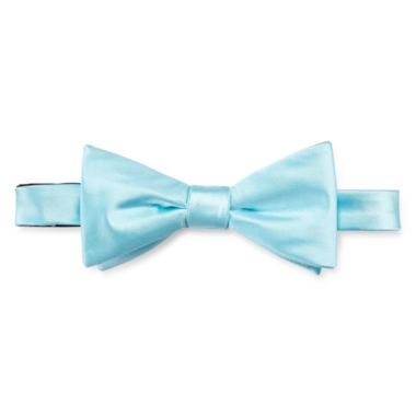 jcpenney.com | Stafford® Satin Pre-Tied Bow Tie