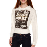 Star Wars® Long-Sleeve Shy Square Hoodie