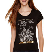 Star Wars® Short-Sleeve Tonal Poster T-Shirt