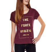 Star Wars® Short-Sleeve Heroine Awakens T-Shirt