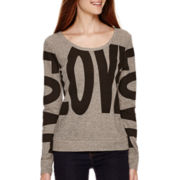 Miss Chievous Love Graphic Sweatshirt