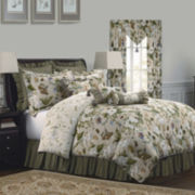 Williamsburg Garden Images 4-pc. Comforter Set & Accessories