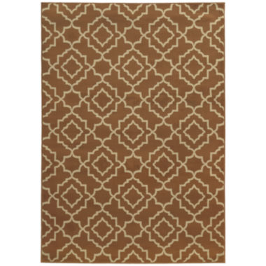 jcpenney.com | Covington Home Double Geo Rectangular Rug