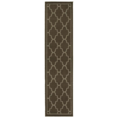 jcpenney.com | Covington Home Squarley Runner Rug
