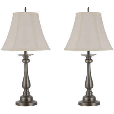JCPenney Home™ Hennessey Set Of 2 Table Lamps