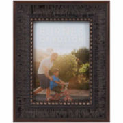 Burnes of Boston® Beaded Picture Frame