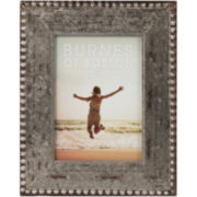 Burnes of Boston® Beaded Border Picture Frame