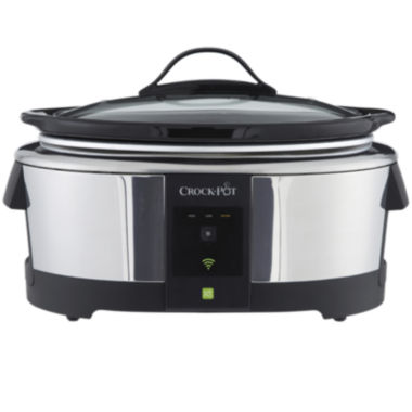 jcpenney.com | Crock-Pot® 6-qt. Smart Slow Cooker Enabled with WeMo™