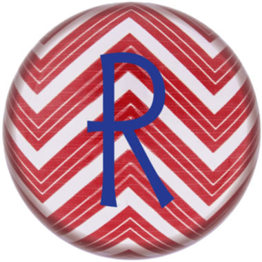 jcpenney.com | Cathy's Concepts Chevron Personalized Domed Glass Paperweight
