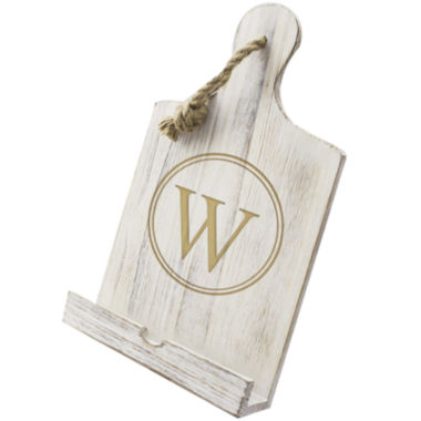 jcpenney.com | Cathy's Concepts White Personalized Rustic Recipe Stand