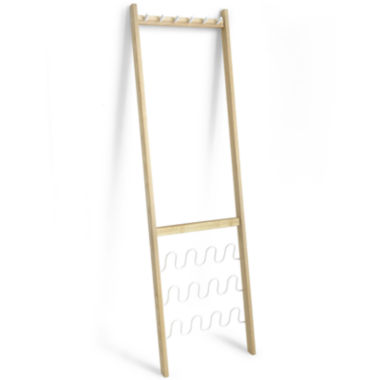 jcpenney.com | Umbra Leanera Coat and Shoe Rack