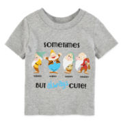 Disney Baby Collection Dwarf Graphic Tee - Baby Boys newborn-24m